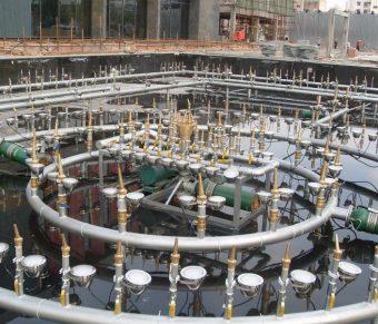Distributor Nozzle Air Mancur Menari yang terpercaya