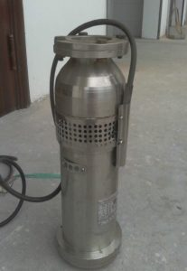 Pompa Air Mancur Menari