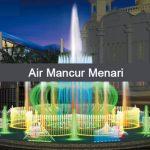 Air mancur model IF-MF-09-10000 – 15000