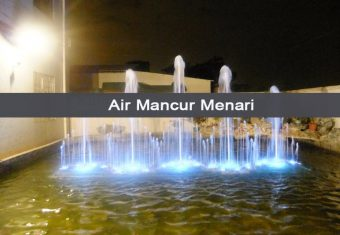 Air mancur model IF-MF-05-6000 – 10000