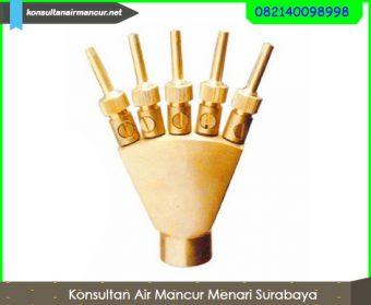 Distributor dan supplier nozzle air mancur kuningan phoenix tale