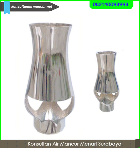 Nozzle ice tower stainless steel