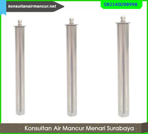Jual nozzle stainless air mancur mushroom berkualitas