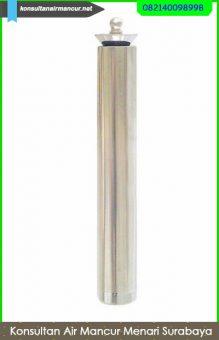 Nozzle Trumpet stainless steel air mancur
